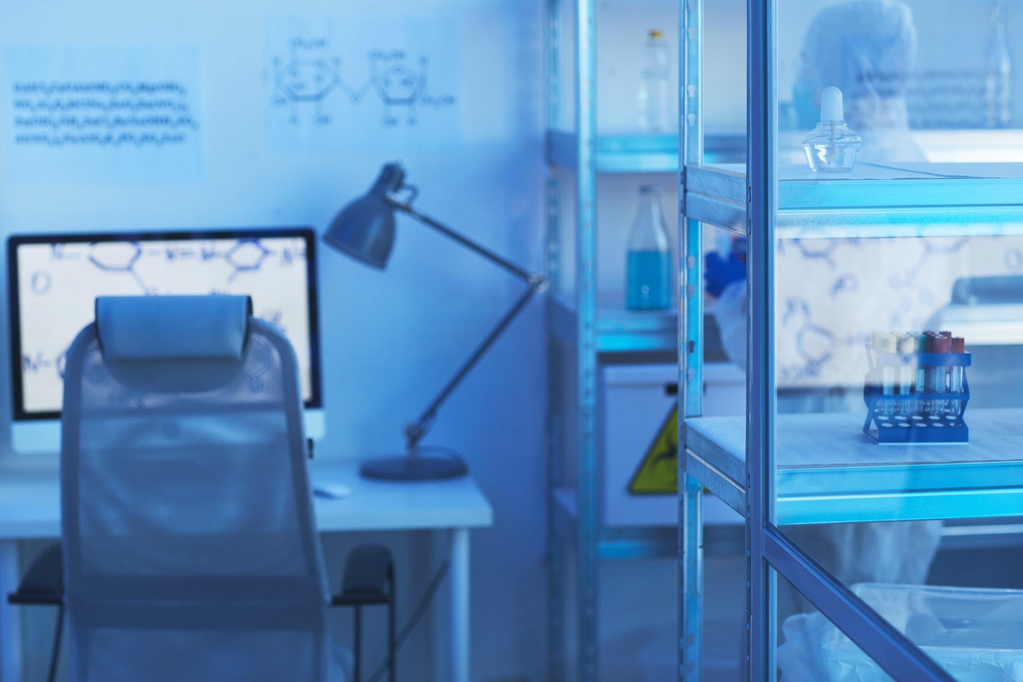Modern Medical Research Laboratory